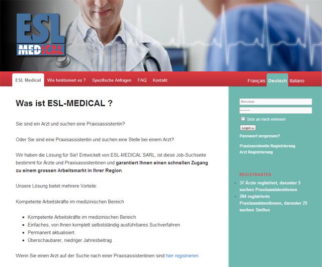 esl-medical.com