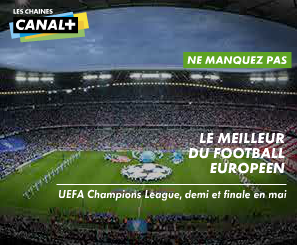 Canal+ Banners